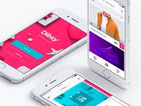 Dibsy, A Giving App