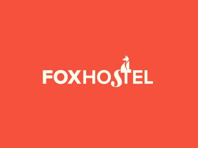 Logo for FOX HOSTEL