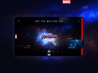 Marvel. Avengers End Game