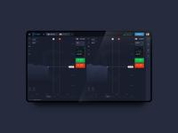 TJ TECH - binary option dashboard