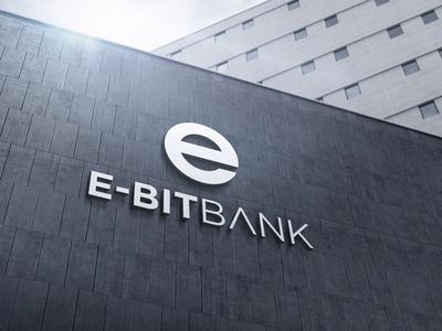 E-BIT BANK logo