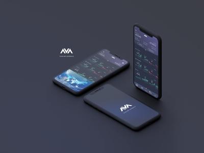 AVAtrade - Trade with confidence user experience userinterface ux app ui app design trade