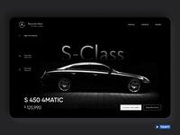 Mercedes catalog concept