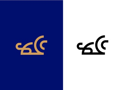 Lion Logo sitting beast big cat animal minimal calm strength bold strong line logo lion