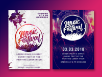 Music Festival Posters