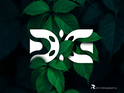 DC Logo design logo dribbble