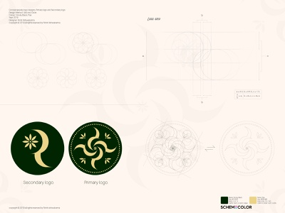 Concept Jewelry Logo shape grid branding jewelry color logo dribbble