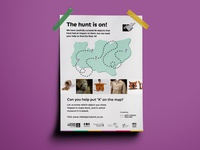 Kent 100 Print Campaign