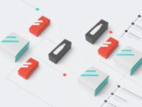 Anvyl Platform 3D Boxes