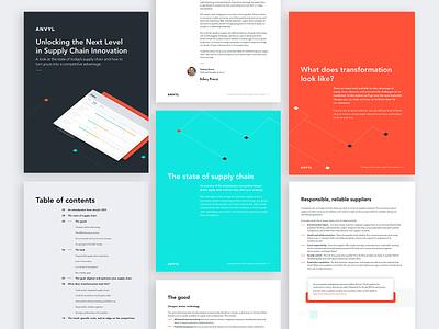 Anvyl Whitepaper content marketing new york saas book datasheet ebook content whitepaper