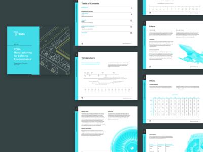 Tempo ebook design