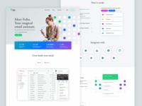 Amitree Website Design