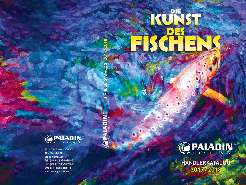 The Art of Fishing fishing catalogs covers