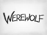Werewolf Type