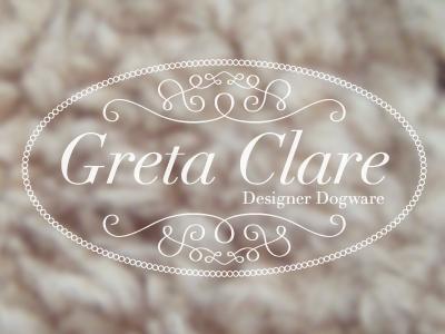 Greta Clare logo hipsterfy logo white