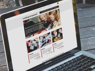 Cooking Companion E-Commerce Site