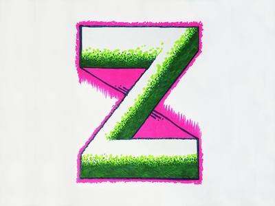 Letter Challenge | Z