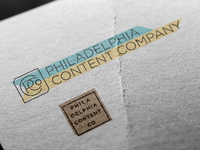Logo | Philadelphia Content Co – Rejected