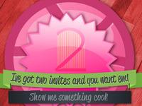Dribbble Invite!