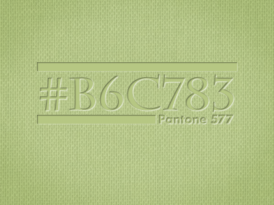 Pantone 577
