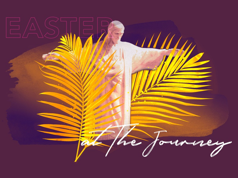 Easter At The Journey by Mike Meulstee on Dribbble