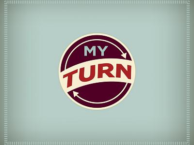 myTurn Logo rentals sharing economy tools equipment gear