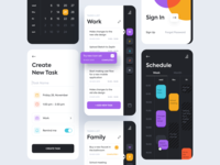 To-do list - Mobile application