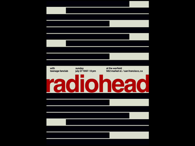 Radiohead - Swissted Animated music art music typography typographic svg print design print poster art poster motion design motion kinetic typography kinetic type illustration html gsap greensock animation 2d animation