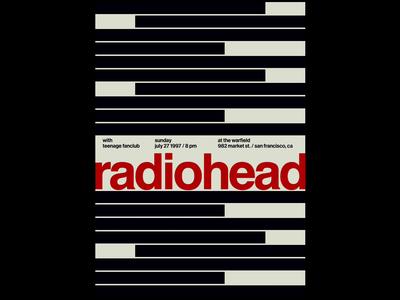 Radiohead - Swissted Animated music art music typography typographic svg print design print poster art poster motion design motion kinetic typography kinetic type illustration html gsap greensock animation 2d animation
