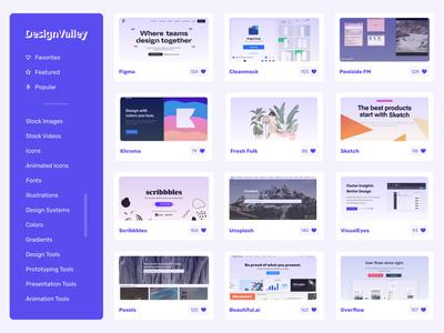 DesignValley - Tools