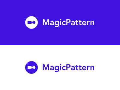 MagicPattern - Branding Identity design logo design branding design idenity branding magicpattern logo