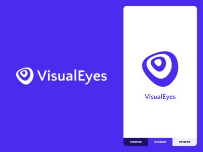 VisualEyes | Brand Identity