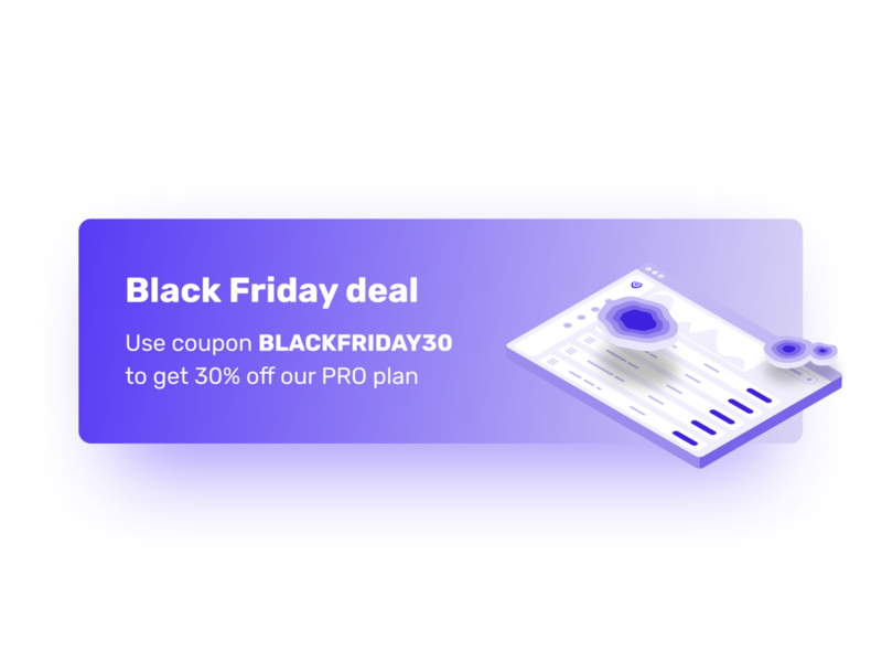 Black Friday deal sale blackfriday black friday sale black friday deal designer clarity heatmap ux design uxdesign ux  ui ux uxui ui design uidesign ui  ux uiux ui design visualeyes