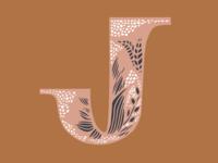 J illustration