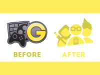 Geek Network Logo Redesign