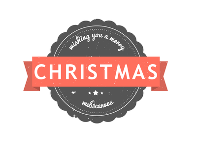 Christmas Retro Badge PSD christmas 2013 2014 retro badge psd vintage freebie free psd download