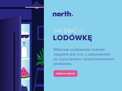 NORTH north design ui mark brand rio creativo logo