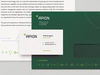 APION - stationary