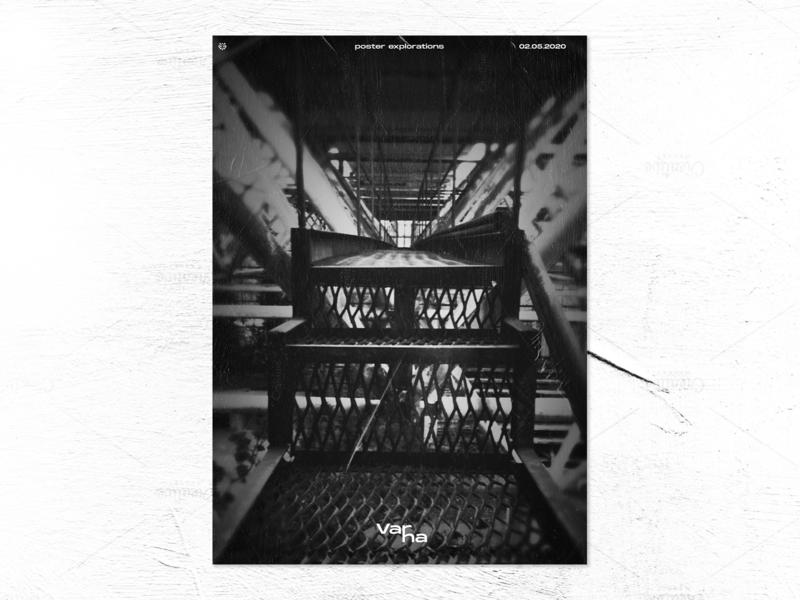 Poster Design Explorations - Varna Insights