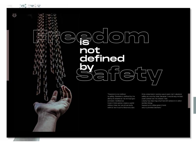 Typographic Poster Design Explorations - Freedom design artwork graphic freedom exploration poster design poster graphic design graphicdesign typography design typography art typogaphy