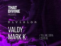 That Divine Division Series Event Design