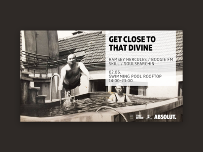 That Divine Rooftop Event Cover Design