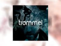 Podcast Cover Designs Set for Trommel Media and Nekes DJ