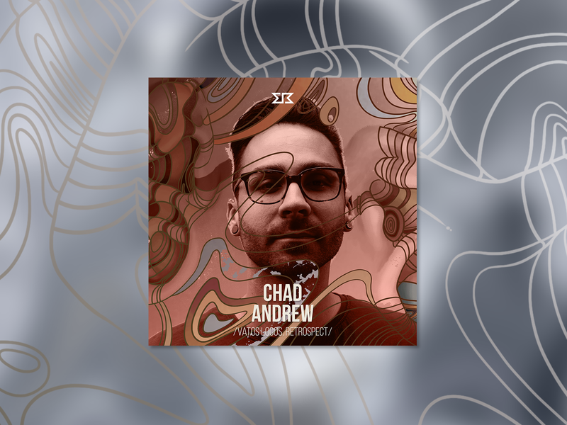Chad Andrew promotional design cover for Eastern Bloc's event social media banner promotional design music artwork social media design music art typography promotional material electronic music design artwork