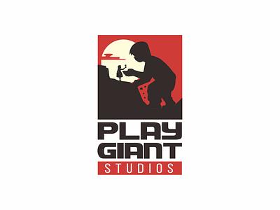 Video Game Studio logo Concept video game logo gaming studios giant play