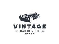 Vintage Car Dealer