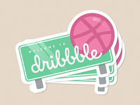 Welcome to Dribbble - Still Frame