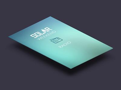 Solar Weekend Radio ios ios app