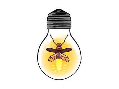 Firefly Light Bulb