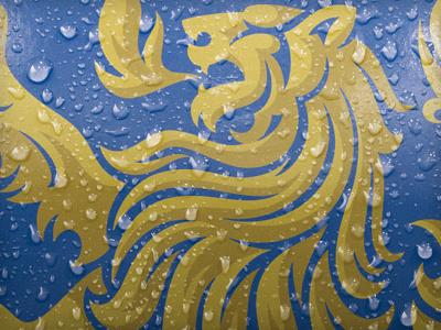 Water Drops vonster night owl society design resource